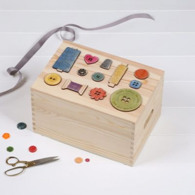 How To Select And Shop For The Right Sewing Box For You?